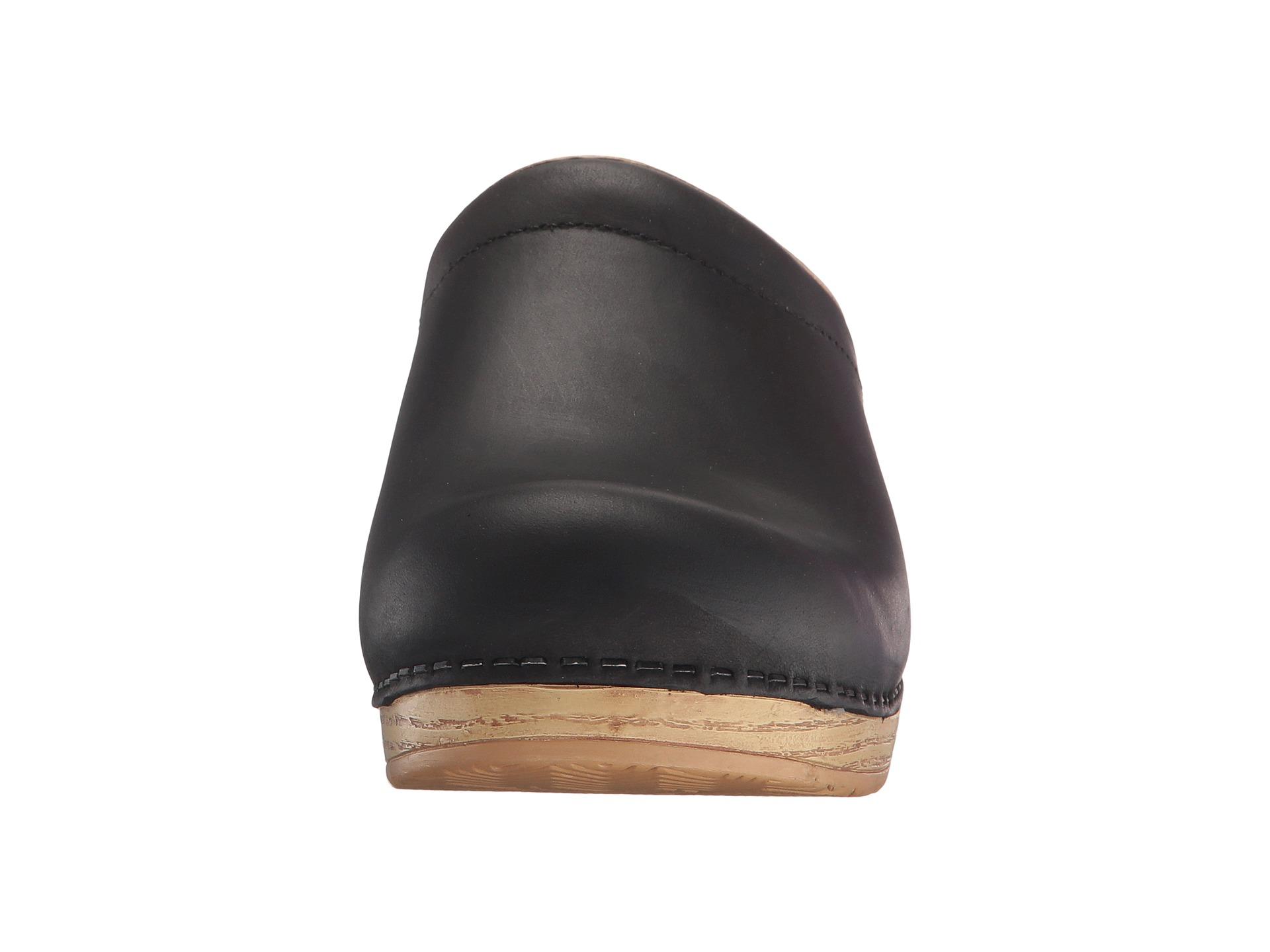 Natural Black Oiled Dansko