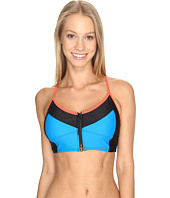 Speedo - Zip Front Midi Top
