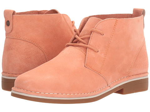 Hush Puppies Cyra Catelyn - Peach Suede