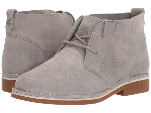 Hush Puppies Cyra Catelyn - Frost Grey Suede