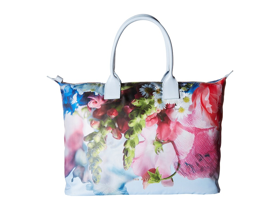 Ted Baker - Vonisa (Pale Blue) Tote Handbags