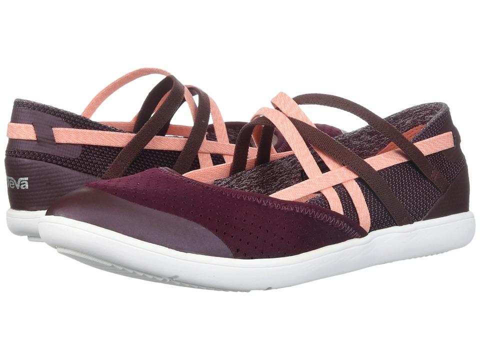 Teva Hydro-Life Slip-On (Port Royale) Women's Shoes