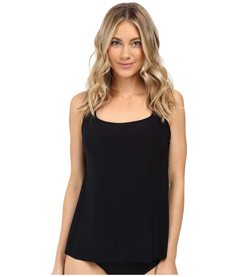 Magicsuit Solids Reese Top (Black) Women