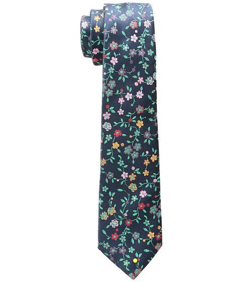 Paul Smith Floral Jaquard Tie 6 cm