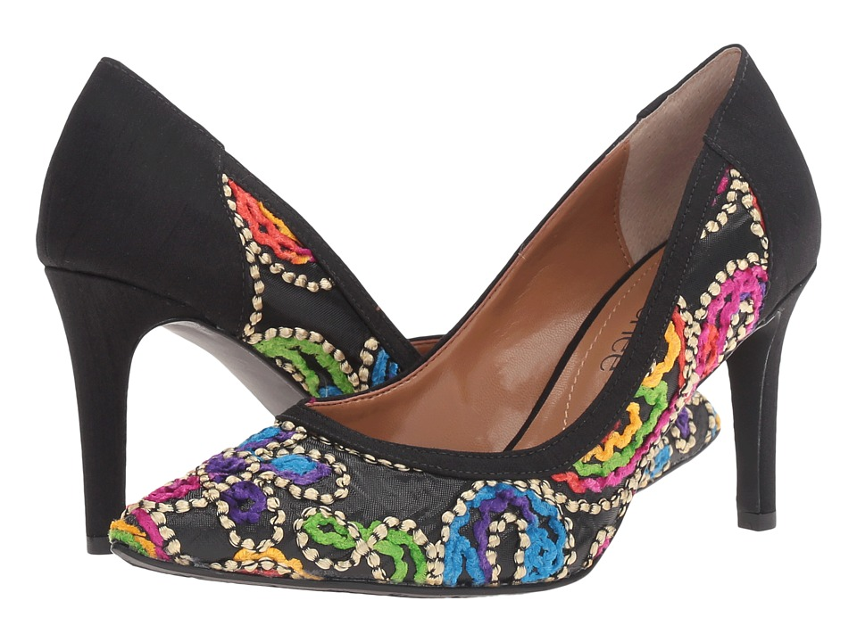 J. Renee - Camallia (Black/Bright) Women's Shoes