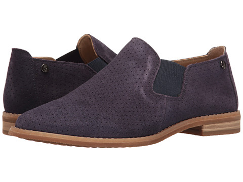 Hush Puppies Analise Clever - Royal Navy Suede Perf