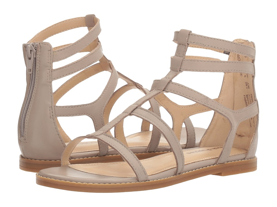 Hush Puppies Abney Chrissie Lo (Light Taupe Leather) Sandals
