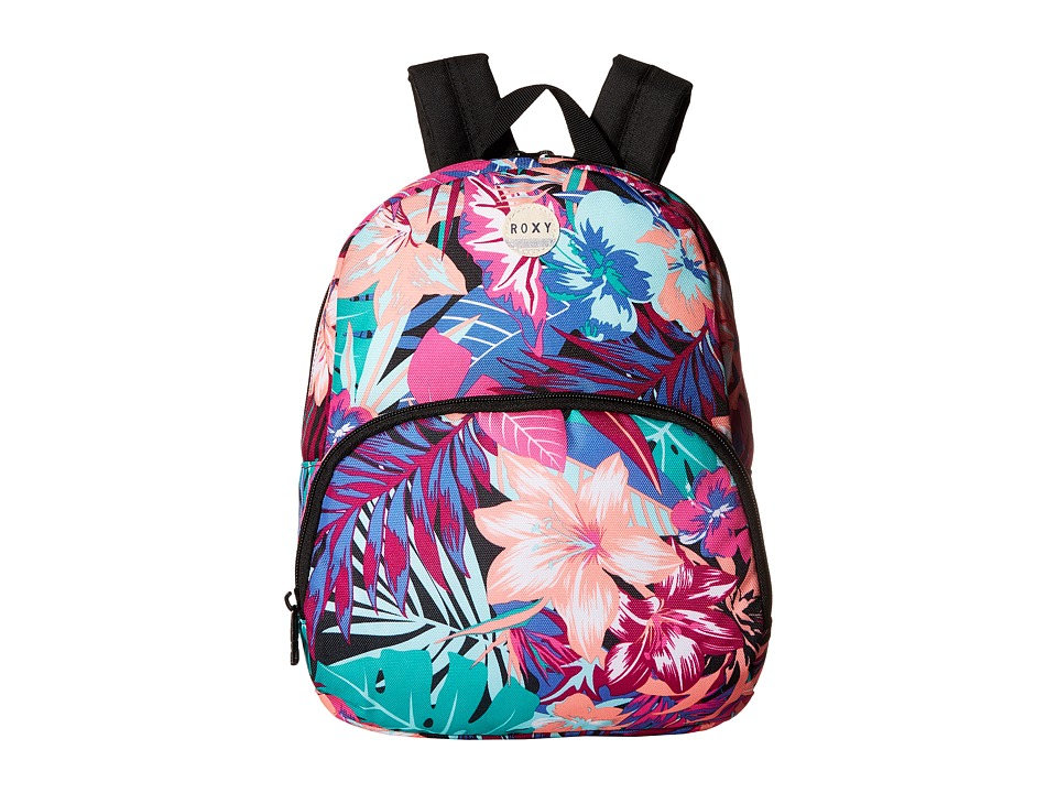 Roxy - Always Core Backpack (Garden Party/True Black) Backpack Bags