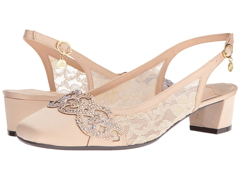 J. Renee Faleece (Champagne) Women's Shoes