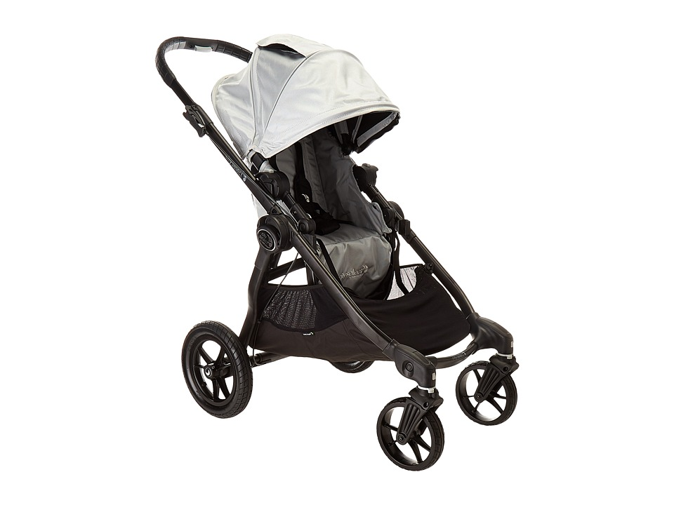 Baby Jogger City Select Single (Silver) Strollers Travel