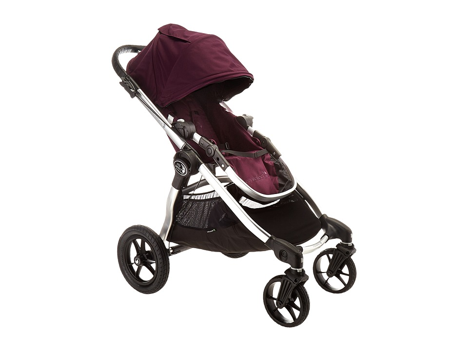 Baby Jogger City Select Single (Amethyst) Strollers Travel