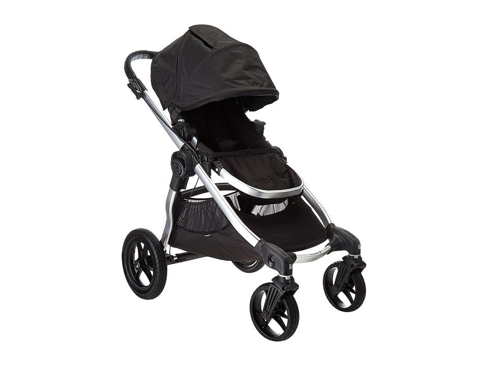 Baby Jogger City Select Single (Onyx) Strollers Travel