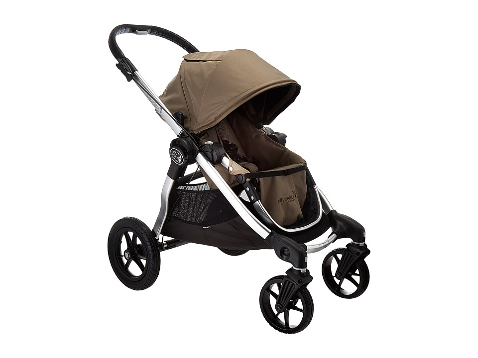 Baby Jogger City Select Single (Quartz/Taupe) Strollers T...