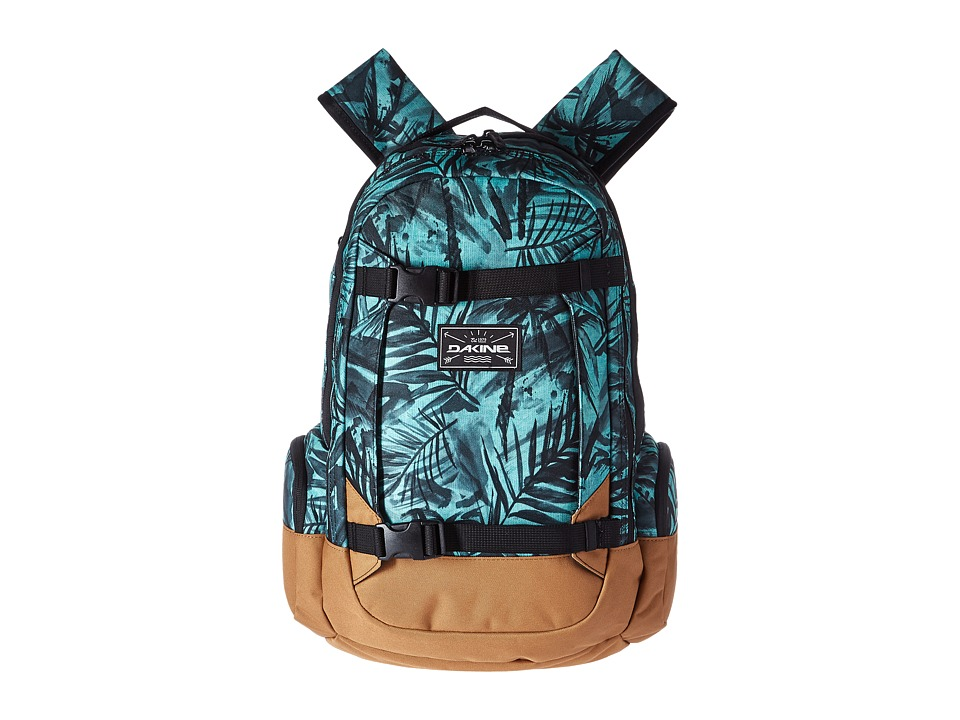 Dakine Mission 25L (Painted Palm) Backpack Bags