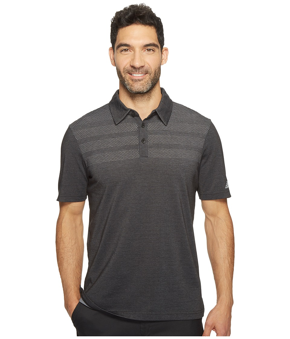 adidas Golf - 3-Stripes Mapped Polo
