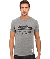 The Original Retro Brand - Short Sleeve Tri-Blend American Motorcycle Club