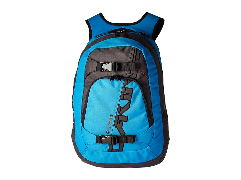 Dakine Explorer Backpack 26L (Blue) Backpack Bags