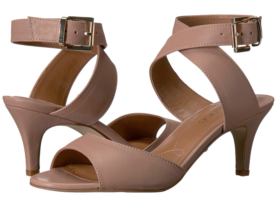 J. Renee Soncino (Nude Nappa) Women's Shoes