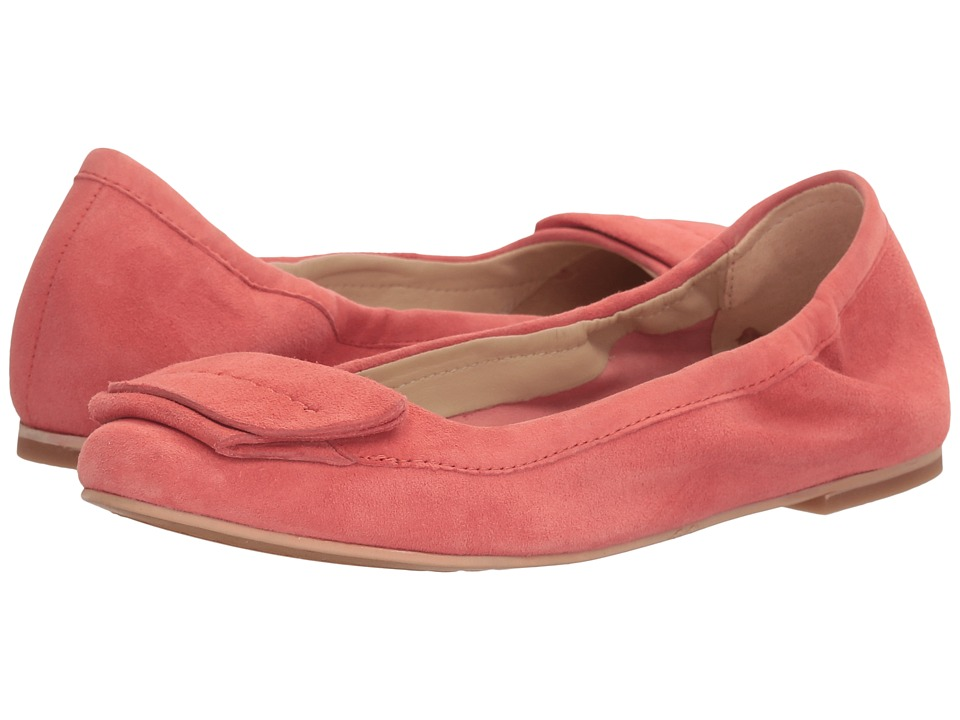 Hush Puppies Livi Heather (Coral Suede) Women