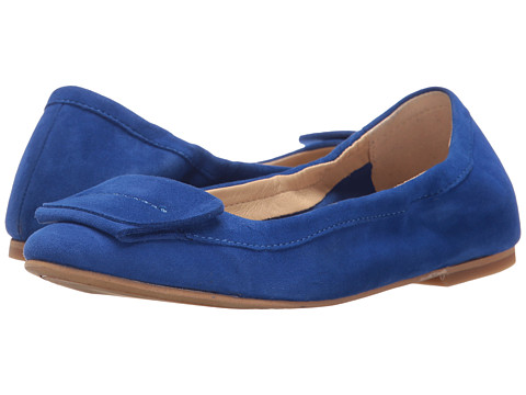 Hush Puppies Livi Heather - Cobalt Suede