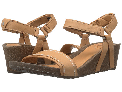 Teva Ysidro Stitch Wedge - Tan