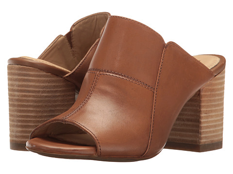 Hush Puppies Sayer Malia - Tan Leather