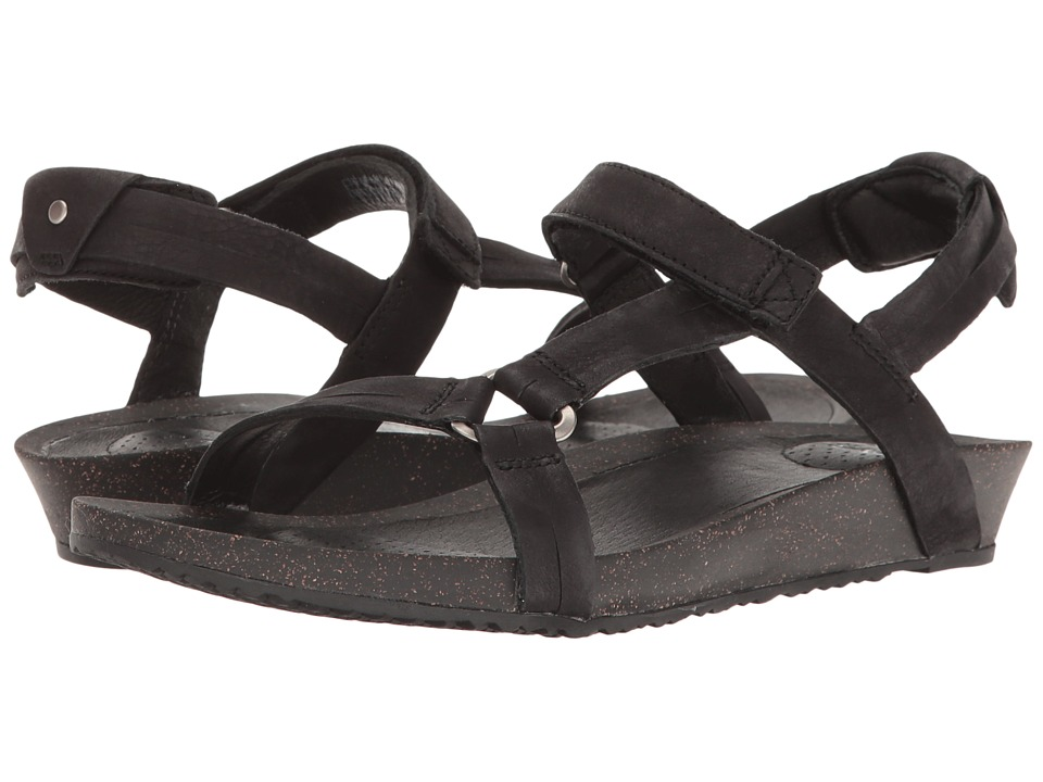 Teva Ysidro Universal (Black) Women's Shoes