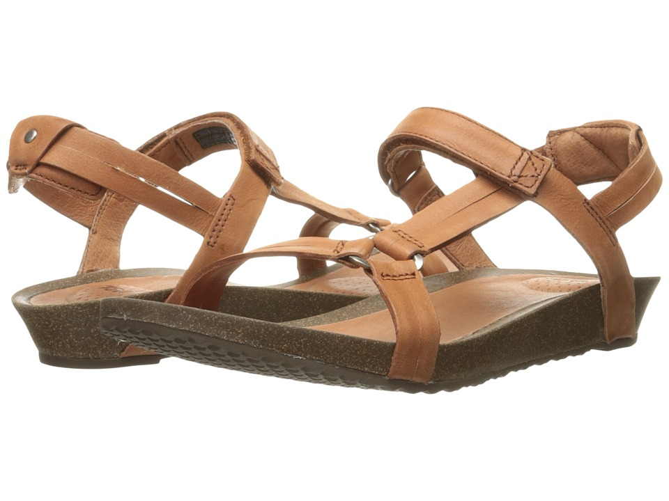 Teva Ysidro Universal (Cognac) Women's Shoes