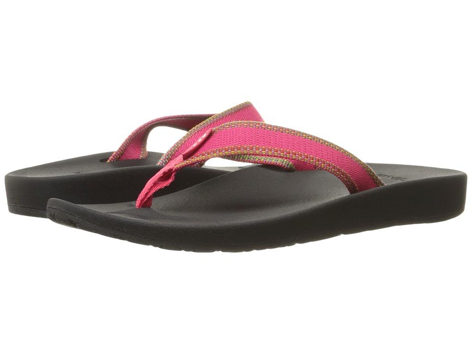 Teva Azure Flip (Raya Pink) Women