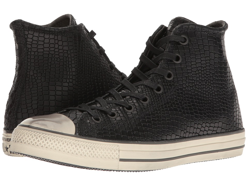 Converse by John Varvatos Chuck Taylor All Star Hi (Black/Beluga/Turtledove) Shoes