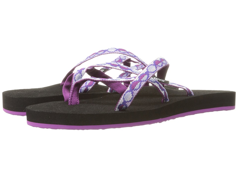 Teva - Olowahu (Zaro Purple) Womens Sandals