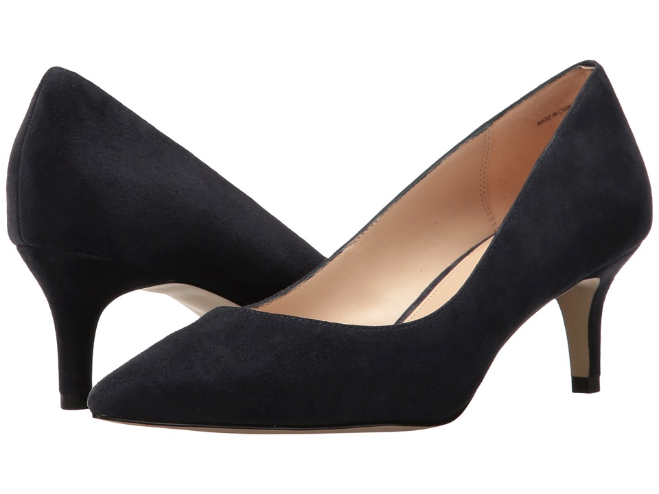 Pelle Moda Deja (Midnight Suede) Women
