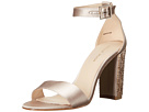 Pelle Moda - Bonnie 3 (Platinum Gold Satin)