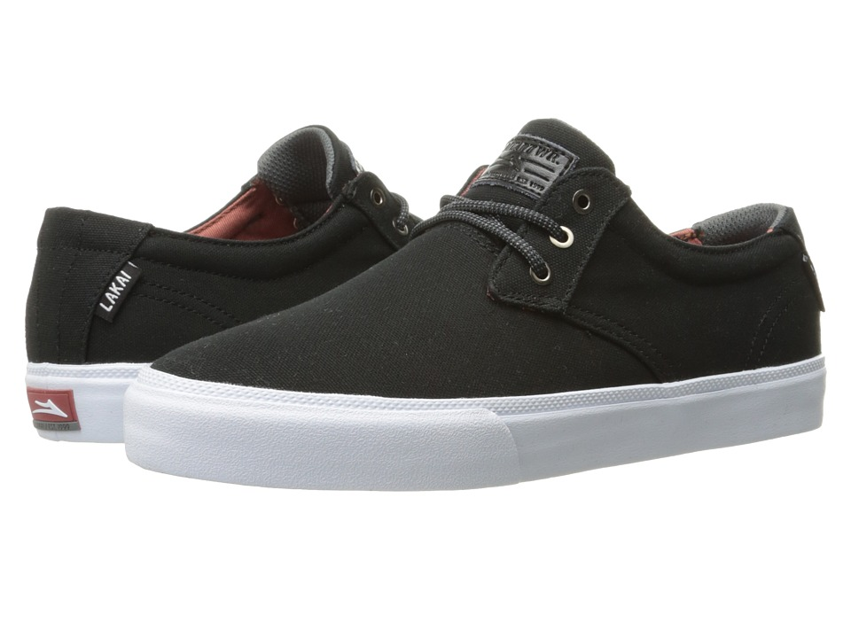 Lakai Daly (Black Canvas) Men