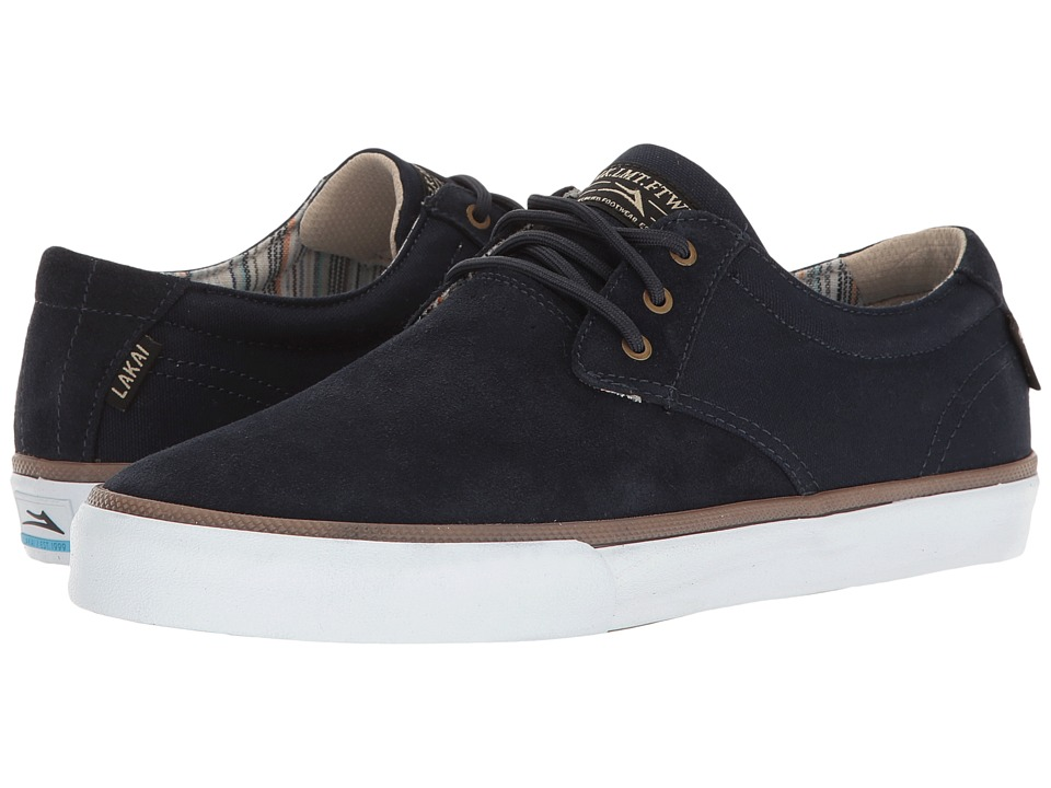 Lakai - Daly (Navy Suede) Mens Shoes
