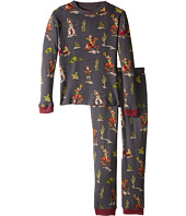 P.J. Salvage Kids - Thermal Sleep Set - Western (Toddler/Little Kids/Big Kids)