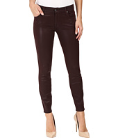 7 For All Mankind - The Ankle Skinny in Plum