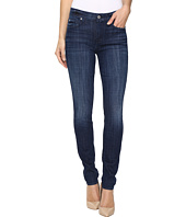 7 For All Mankind - The Skinny in Bordeaux Broken Twill