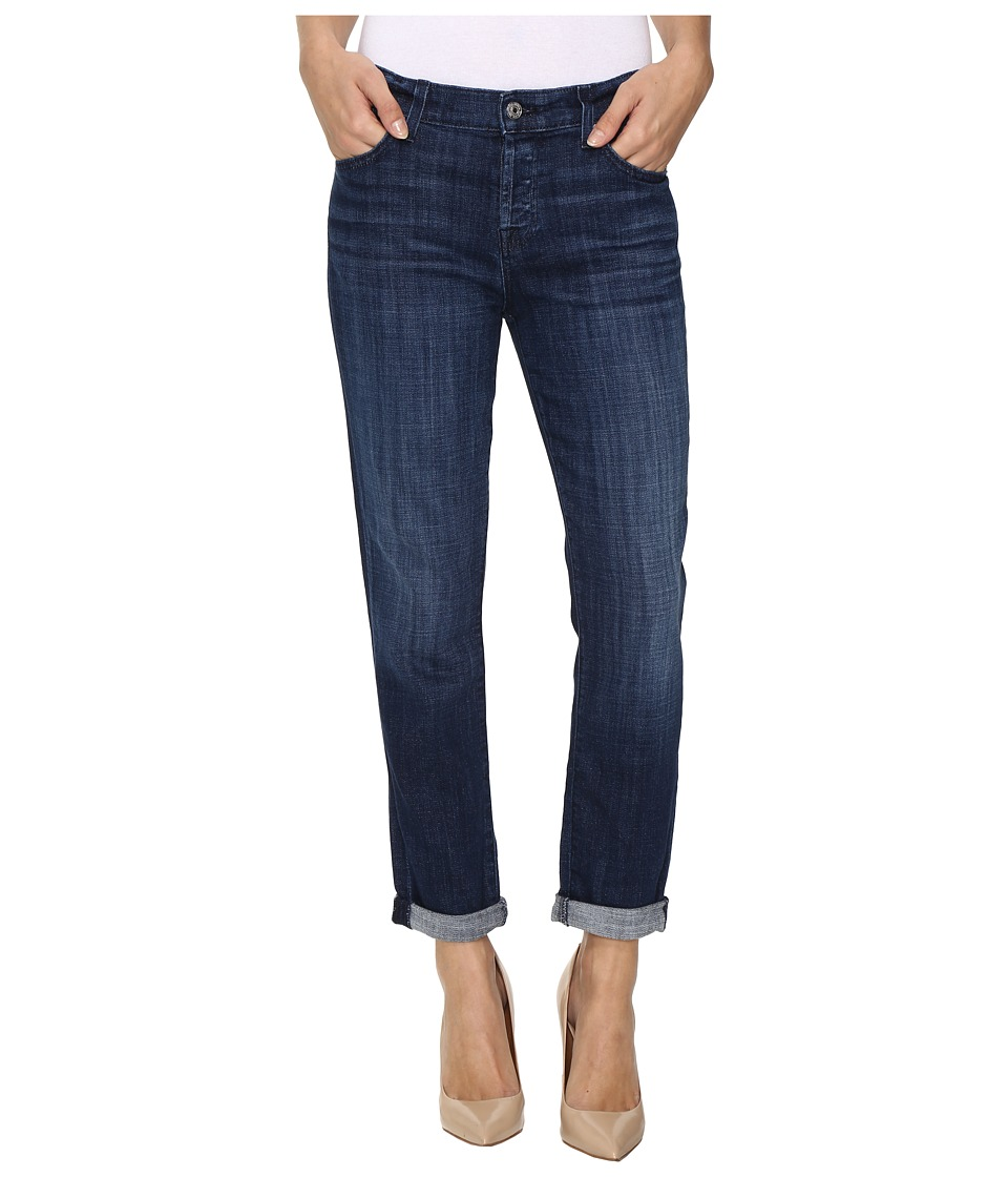 7 For All Mankind 7 For All Mankind - Josefina in Bordeaux Broken Twill