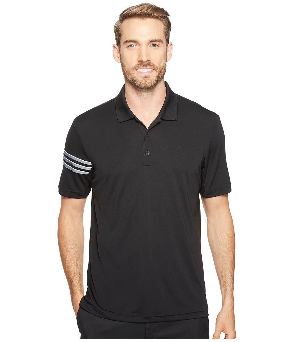 adidas Golf - CLIMACOOL 3-Stripes Polo