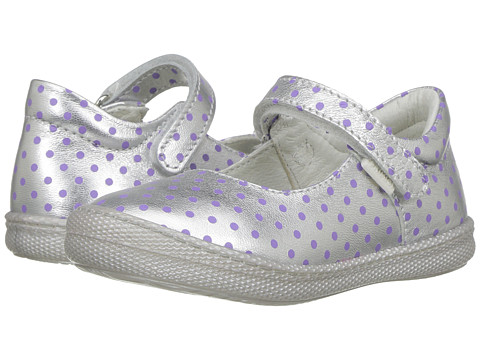 Primigi Kids PTF 7187 (Toddler) - Silver/Purple