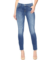 7 For All Mankind - The Ankle Skinny in Newcastle Broken Twill