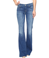 7 For All Mankind - Ali Flare in Newcastle Broken Twill 2