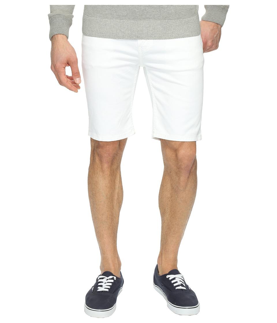 Levis(r) Mens - 511 Hemmed Shorts (White Bull Denim) Mens Shorts