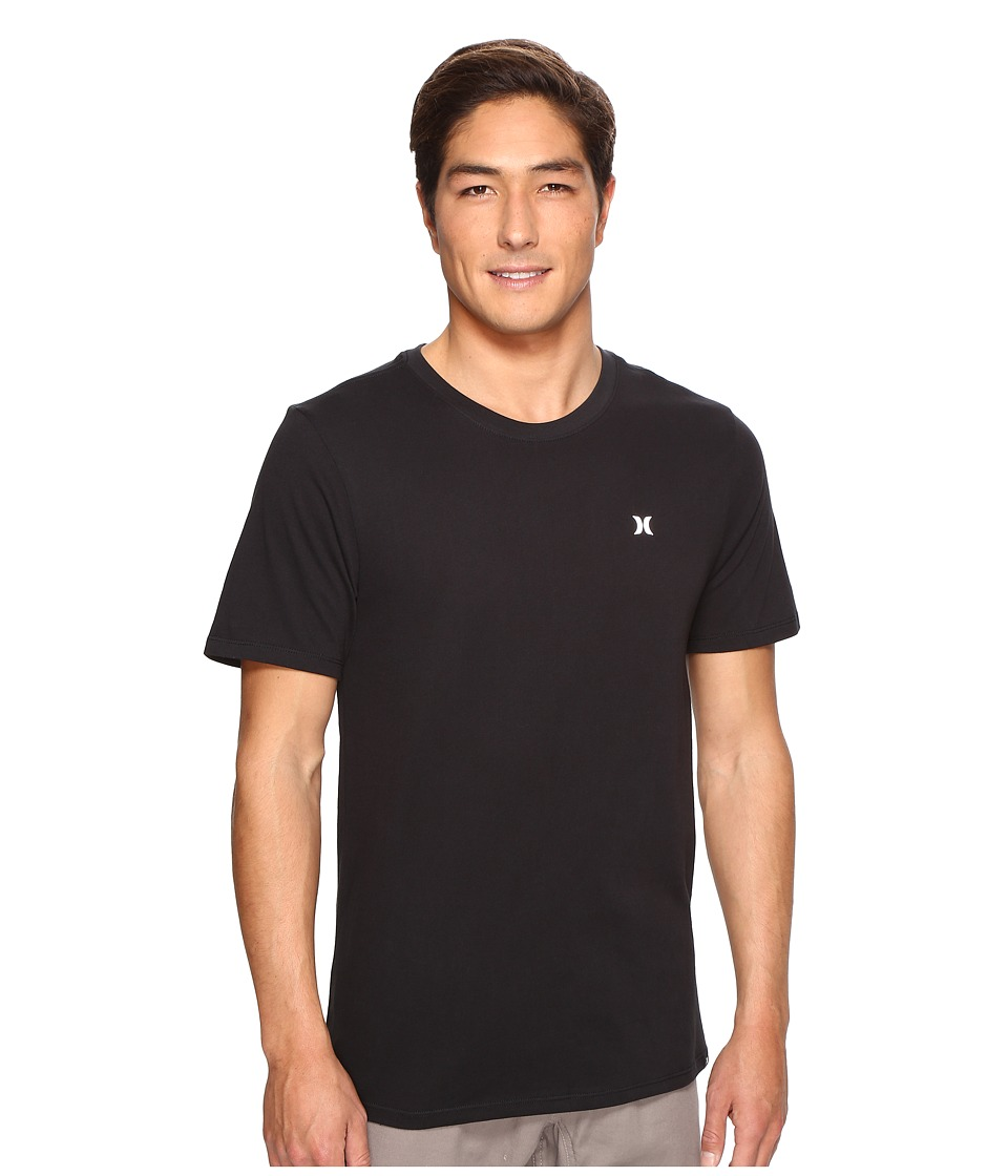 Hurley Icon Dri-Fit Tee (Black 1) Men