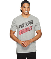 Hurley - Icon Slash Julian Breast Cancer Tee