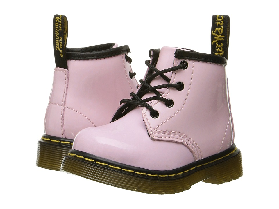 Dr. Martens Kid's Collection - Brooklee B 4-Eye Lace Boot
