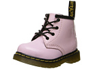 Dr. Martens Kid's Collection Brooklee B 4-Eye Lace Boot (Toddler)