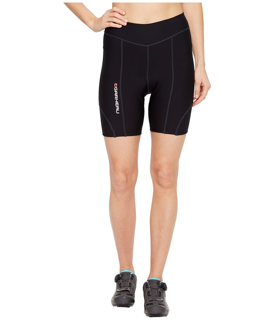 Louis Garneau - Fit Sensor 5.5 Cycling Shorts (Black) Womens Shorts