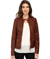 Ivanka Trump - Leather Jacket